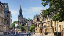 Last year, Oxford unveiled plans to phase out petrol and diesel vehicles from the city centre with an ultimate aim to deliver a zero-emission zone in 2035
