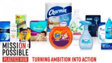 <p>To date, P&amp;G has ensured that 86% of its product packaging is either recyclable or that programmes are in place to create the ability to recycle it</p>