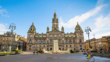 <p>Scotland is aiming to reach net-zero by 2045, but Glasgow has unveiled plans to get there sooner</p>