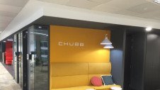 <p>Chubb is headquartered in the US and has operations in 53 other countries</p>