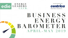 The new quarterly Business Energy Barometer has been developed to spark new ideas and actions among the forward-thinking energy specialists within edie's Energy Leaders Club