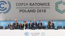 The most recent COP Conference (pictured) took place in Katowice, Poland
