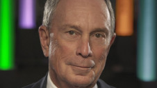 Michael Bloomberg has a long history of championing decarbonisation and environmental conservation through finance.