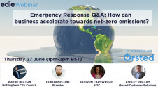 The webinar will take a live Q&A format, with the audience able to submit question in advance and during the session itself