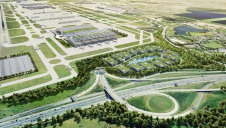 It is estimated that the number of flights at Heathrow Airport will increase from 480,000 currently to 760,000 each year by 2026