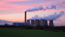 A Drax power plant. The company is one of the beneficiaries of the new fund