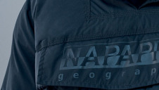 Napapijri has also developed a digital take-back scheme to enable customers to return the jackets to be recycled