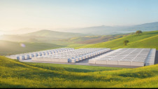 The solution has been designed for compatibility with new and existing solar arrays. Image: Tesla