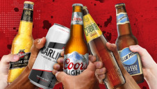 Molson Coors is the world's third-largest brewer and owns brands such as Carling, Cobra and Blue Moon. Image: Molson Coors