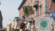 More than 70,000 children and young adults, across 270 towns and cities globally, have been regularly taking part in climate strikes