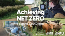 The NFU claims that net-zero can be met for the sector by 2040, even as it grows. Image: NFU