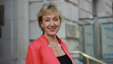 "Leadsom claimed the new plan would ""benefit communities and households"". Image: DECC flickr https://www.flickr.com/photos/deccgovuk/17525221491"