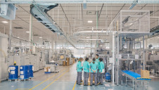PMI workers at a factory in Bologna. Image: PMI