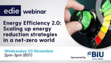 The webinar will be available to watch on demand afterwards for those who registered