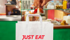 Just Eat has been trialling the sachets for several years