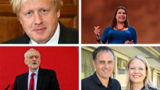 Jo Swinson, Jeremy Corbyn, Nicola Sturgeon, Jonathan Bartley and Siân Berry have all confirmed their intention to take part in the debate