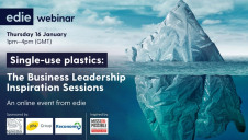 The Business Leadership Inspiration Sessions are being held during edie's Mission Possible Plastics Week 2020 (13-18 January)