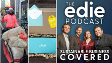 The edie team delivers four early Christmas presents in the form of interviews
