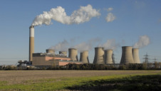 Pictured: The Cottam coal power station, which is set to ceased generation in September 2019. Image: EDF