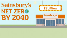 Sainsbury's will work with suppliers to help them set individual net-zero commitments