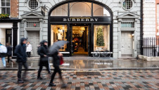Burberry has set a targeted 30% absolute reduction in scope 3 emissions by 2030.
