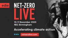 The move to 10-11 November means that Net-Zero Live will now take place during the first week of the COP26 climate talks which are being hosted in Glasgow
