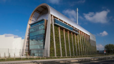 The Leeds RERF was opened in 2016 to burn up to 150,000 tonnes of landfill waste annually