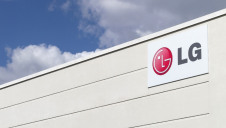 LG Solar is currently giving away cherry trees to customers to help them capture carbon at home