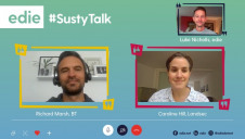 BT's reporting & insight director Richard Marsh and Landsec's corporate affairs and sustainability director Caroline Hill join edie's content director Luke Nicholls for episode five of #SustyTalk