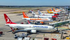 EasyJet, which has secured a £600m emergency loan from the UK government, emitted 4.1% more CO2 in 2019 than in 2018