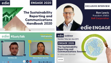 ENGAGE is a week of online content focused on sustainability communications and reporting