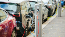 The research found that 42 million tonnes of CO2 would be removed from the atmosphere by switching to EVs