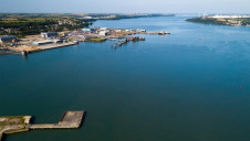 The Milford Haven Waterway (pictured) will play host to the new marine venture
