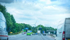 Road transport accounted for one-fifth of the UK's emissions in 2019