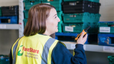 Both Tesco and Cranswick work with FareShare to help redistribute surplus products
