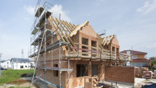 "The Government is ramping up spending on ""greener"" forms of housebuilding"