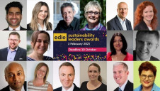 edie's esteemed panel of judges will whittle down a shortlist of finalists and then decide upon all of the winners for the 2021 Sustainability Leaders Awards