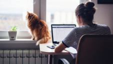 Remote workers in the UK are likely to use more light and heating in the coming months, while those in the southern hemisphere may use more cooling