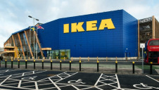 Pictured: Ikea's Greenwich store