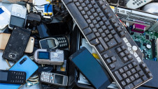 Globally, e-waste is the fastest-growing domestic waste stream