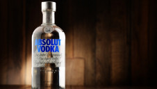 Absolut's scope 1 and 2 emissions for the last financial year were 847 tonnes of CO2e
