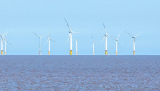 When fully operational, the windfarm will provide enough clean electricity to power more than 4.5 million UK homes and it is expected to trigger capital investments of around £9bn in total