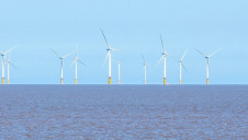 The CCC recommends that the UK hosts 100GW of offshore wind generation capacity by 2050