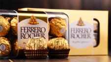As well as Ferrero Rocher, Ferrero owns brands like Kinder and Nutella