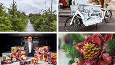 From plastic-free packaging to low-emissions deliveries, the UK plays hosts to many brands touting sustainable festive offerings