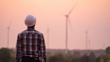 "Renewable energy workers have been described as ""unfazed"" by the pandemic"