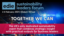 The Sustainability Skills Seminars will be hosted virtually on 4 February – the third and final day of edie's Sustainability Leaders Forum