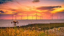 Wind output grew as coal, gas and nuclear declined