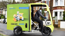 The trial is part of Ocado Retail's target to become net-zero by 2035