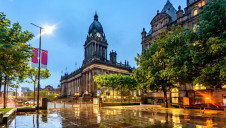 Pictured: Leeds town hall